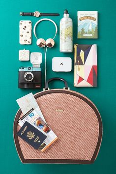 Accessories for adventure-seekers.