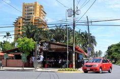 jaco destination main street   - Costa Rica