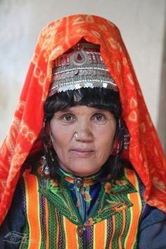 Portrait of an Afghanistan woman | © Nasim Seyamak/3rd Eye Film & Photojournalism Center