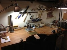 allios jewellery (my workshop)