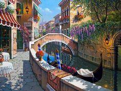 Pasaje a San Marco - Bob Pejman