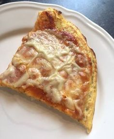 """Szénhidrátmentes"" light paleo karfiol pizza Low Carb Recipes, Health, Minden, Food, Low Carb, Health Care, Eten, Healthy, Meals"