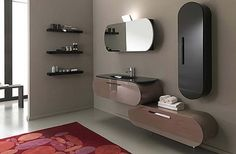 bathroom vanities with mirrors