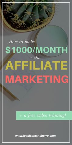 Want to make an extra $1,000 per month with affiliate marketing, learn how to do that in this video! Affiliate marketing can be passive income or you can treat it like marketing your own products or courses! #affiliatemarketing #passiveincome #businesstips #onlinebusiness #digitalmarketing