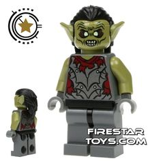 LEGO Lord of the Rings Minifigure - Moria Orc