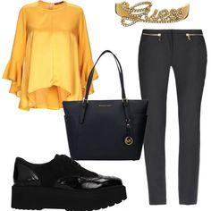#outfits caty Work Outfits, Polyvore, Fashion, Italia, Moda, Fashion Styles, Work Wear, Fashion Illustrations, Work Wardrobe