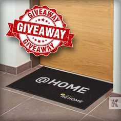 The perfect give-away for new home owners, long-lasting, washable, functional mats. #KleenTexEurope #giveaway #newhomeowners #doormats #MakeMoreofYourFloor New Homeowner, Doormats, World Leaders, United Kingdom, Giveaway, New Homes, Door Mats, New Home Owners, England