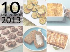 Food Network's 10 Best Recipes of 2013