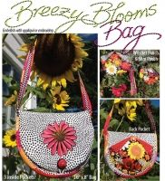 Breezy Blooms Bag Pattern SRP-303