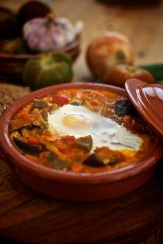 Pisto de verduras, receta tradicional de Pepekitchen, para el blog 'A tu Gusto' de superSol. La mejor gastronomía :)