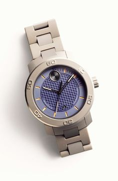 The Movado Bold watch is a perfect casual timepiece.