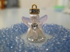 My Daily Bead: How to make an Angel with Beads