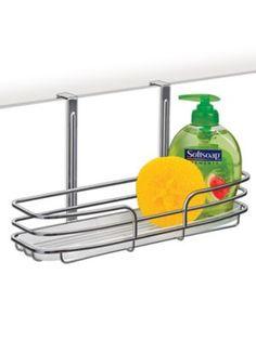 Lynk® Over Cabinet Door Organizer - Single Shelf