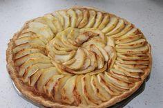 recette Tarte aux pommes d'antan