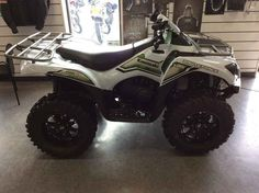 New 2015 Kawasaki Brute Force 750 4x4i EPS Metallic Stardu ATVs For Sale in Colorado. 2015 Kawasaki Brute Force 750 4x4i EPS Metallic Stardust White, Boulder Location Call 303-447-3500 THIS MACHINE HAS A WINCH AND BIGGER WHEELS AND TIRES READY FOR THE TRAIL OR WORK!!! 2015 Kawasaki Brute Force® 750 4X4i EPS Metallic Stardust White When Kawasaki s industrial engineers mated an EPS system that makes steering almost effortless to a seriously powerful 749cc V-twin, they knew they were building…
