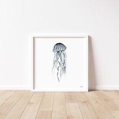 Jellyfish Giclée Print