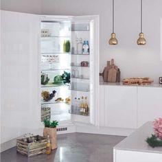 Kjølehjørne Norcool for Integrering 60000011 Bathroom Medicine Cabinet, Decor, Bookcase, Corner Bookcase, Cabinet, Shelves, Home Decor, Bathroom