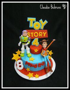 toy story cake mauro - claudia behrens