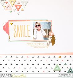Smile by veera at @studio_calico