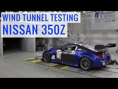 How Effective is Your Aero? - Wind Tunnel Testing a Nissan 350Z - YouTube