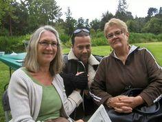 Nancy, Mike,& mom Gayle