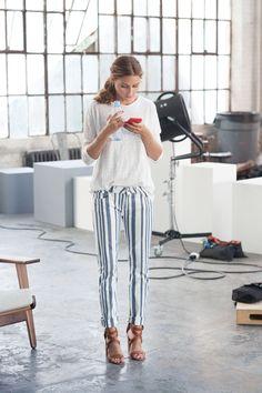 Olivia Palermo prodigue ses bons conseils mode pour Tommy Hilfiger | Glamour                                                                                                                                                      Plus