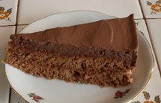 Kakaové těsto potřené marmeládou dle chuti a k tomu kakaová nádivka. Autor: Lenulinka