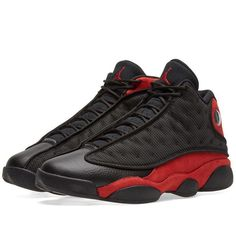 f2a5a7f31d2514 Nike Mens Air Jordan Retro 13 Black Red White Sneakers Size 11 NIB 414571-004   Nike  BasketballShoes