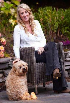 McKenna Ryan - bucket list to meet her someday!