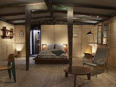 Meet The Man Who Has 20 Jean Prouvé Buildings Stored in a French Warehouse - Design Miami 2015 - Curbed National