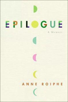 Epilogue de Anne Roiphe