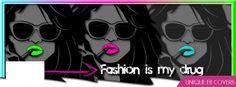Fashion Is My Drug Cover Facebook Cover