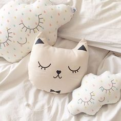 Coussin musical Chat | Zü – Boutique