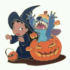 Lilo and Stitch Halloween