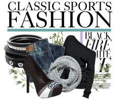 """San Antonio Spurs HERSTAR Fashion"" by missmelika on Polyvore"