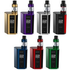 Would you like the portability powered by 2x batteries or glorious style by 4x batteries. GX2/4 meets all your demands with the smallest size among all 220W mods in the global. Meanwhile, its power can upgrade to 350W via replacing the battery cover. When combining with TFV8 Big Baby, you could have double experiences immediately. Resembled battery cover brings new twins mission vaping era. Innovation keeps changing the vaping experience!  Note: compatible with 25mm tank (2x 18650 batteries)