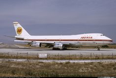 Boeing 747-156 - Iberia | Aviation Photo #1375151 | Airliners.net Boeing Aircraft, Airbus A380, Civil Aviation, Aviation Art, Air Europa, At Madrid, Modern History, Women's History, Ancient History