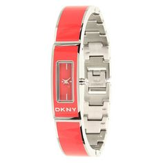 DKNY - Watch - Coral - 29% DISCOUNT