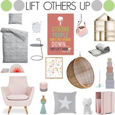 """""""LIFT OTHERS UP"""" by reddotdaily on Polyvore"""