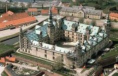 kronborg slot - Helsingør