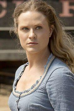 EVAN RACHEL WOOD - Dolores Abernathy dans la série WestWorld