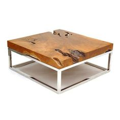 Raw materials furniture is coming for 2014 furniture trend!