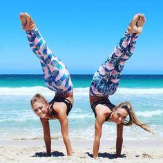 evolationyoga: #pins2kill #leggings #rybkatwins...#yoga love #yoga #meditation #good vibes #balance #strength #justbepresent #yogi #asana #chakras #loved #stretching #downdog #yogadudes