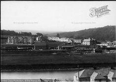 Wadebridge, The Station 1895 - Francis Frith Disused Stations, North Cornwall, 15th Century, Paris Skyline, England, River, English, British, United Kingdom
