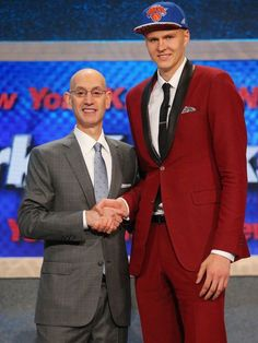 Why Phil Jackson and the Knicks took Kristaps Porzingis