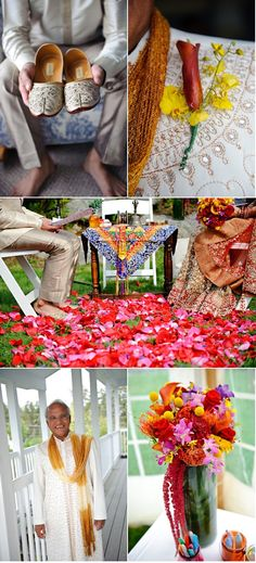 Southport Wedding by Rachel Olsen Photography + Beautiful Days | Style Me Pretty