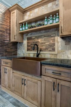 Kitchen Backsplash Tile   Aged Copper Aria Metal Mosaic Tile Https://www.