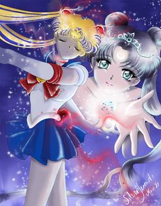 Sailor Moon - wake up by SilverSerenity1983.deviantart.com on @DeviantArt