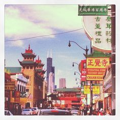 @1326films captured Chinatown in a beautiful light.