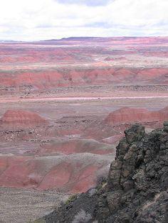 Painted Desert -Arizona
